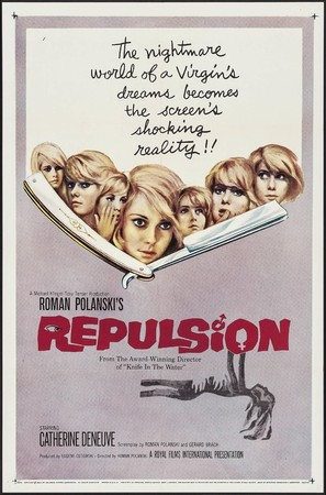 Repulsion - Movie Poster (thumbnail)