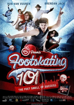 Footskating 101 - poster (thumbnail)