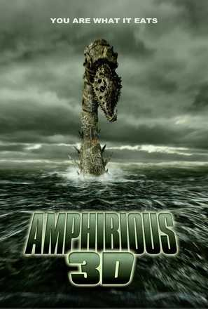 Amphibious 3D - Dutch Movie Poster (thumbnail)