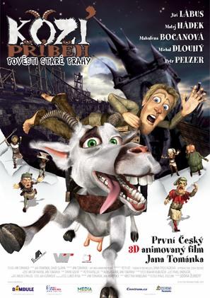 Kozí príbeh - Czech Movie Poster (thumbnail)