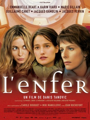 Enfer, L' - French Movie Poster (thumbnail)