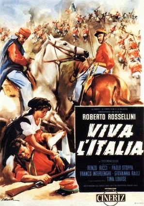 Viva l'Italia! - Italian Movie Poster (thumbnail)