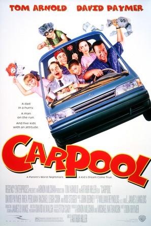 Carpool - Movie Poster (thumbnail)