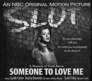 Someone to Love Me - Movie Poster (thumbnail)