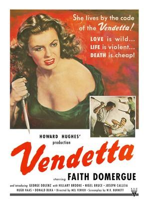 Vendetta - Movie Poster (thumbnail)