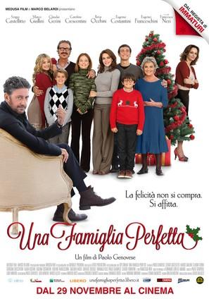 Una famiglia perfetta - Italian Movie Poster (thumbnail)