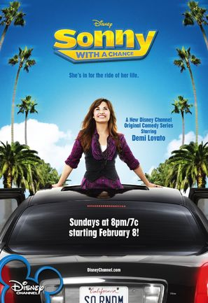 """""""Sonny with a Chance"""" - Movie Poster (thumbnail)"""