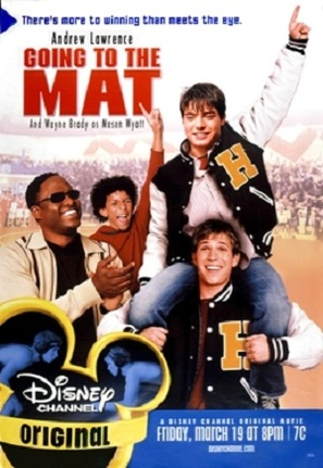 Going to the Mat - Movie Cover (thumbnail)
