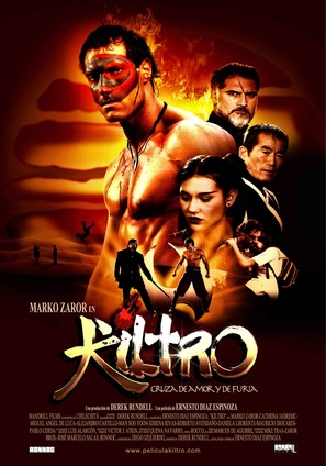 Kiltro - Chilean Movie Poster (thumbnail)