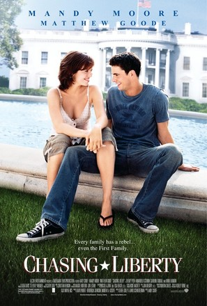 Chasing Liberty - Movie Poster (thumbnail)