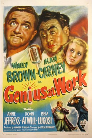 Genius at Work - Movie Poster (thumbnail)