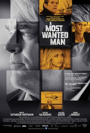 A Most Wanted Man - Movie Poster (thumbnail)