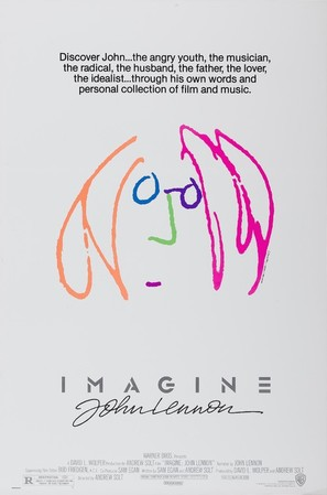 Imagine: John Lennon - Movie Poster (thumbnail)