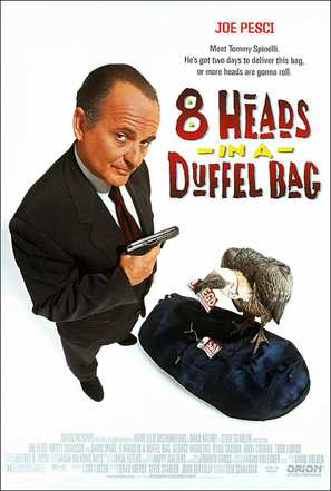 8 Heads in a Duffel Bag - Movie Poster (thumbnail)