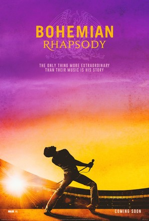 Bohemian Rhapsody - Movie Poster (thumbnail)