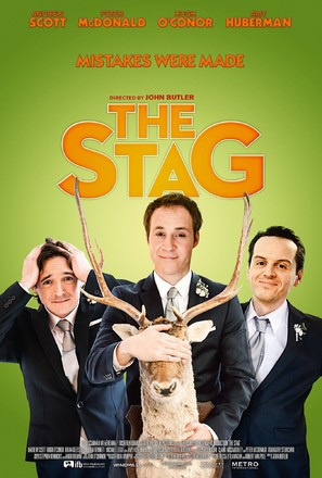 The Stag - British Movie Poster (thumbnail)
