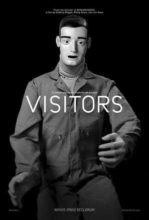 Visitors - Movie Poster (thumbnail)