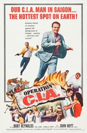 Operation C.I.A. - Movie Poster (thumbnail)