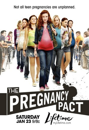 Pregnancy Pact - Movie Poster (thumbnail)