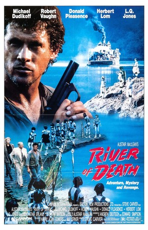 River of Death - Movie Poster (thumbnail)