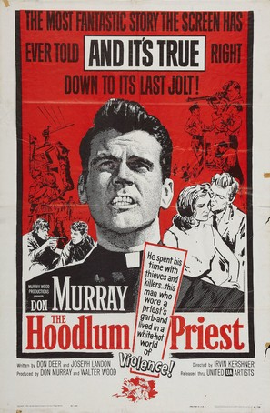 Hoodlum Priest - Movie Poster (thumbnail)