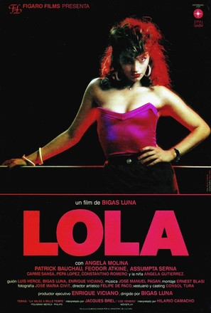 Lola - Spanish Movie Poster (thumbnail)
