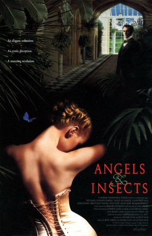 Angels & Insects - Movie Poster (thumbnail)