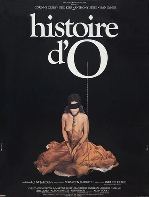 Histoire d'O - French Movie Poster (thumbnail)