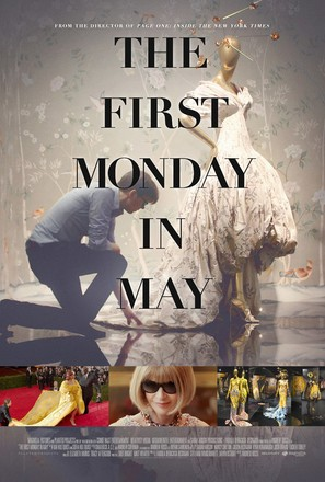 The First Monday in May - Movie Poster (thumbnail)