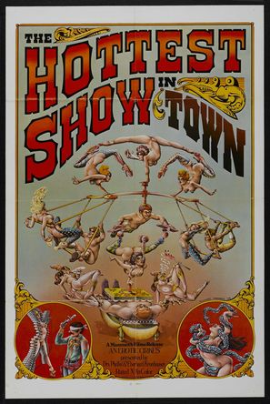 Sex-cirkusse - Movie Poster (thumbnail)