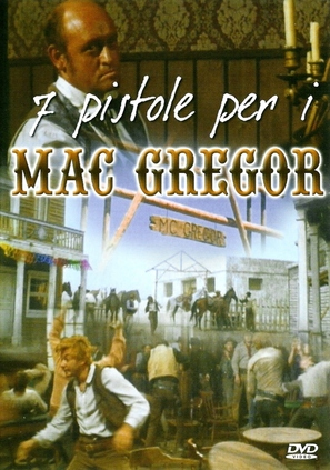 Sette pistole per i MacGregor