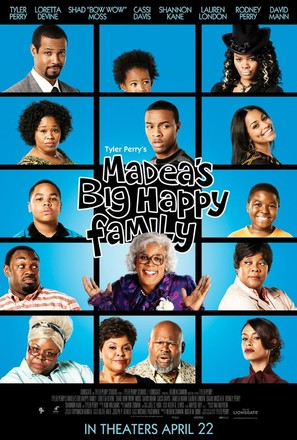 Madea's Big Happy Family