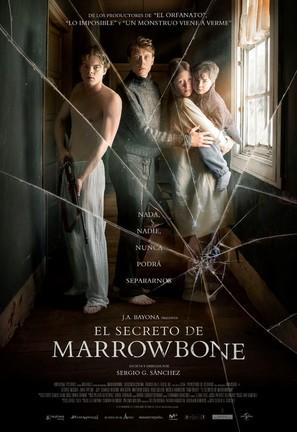 Marrowbone - Spanish Movie Poster (thumbnail)
