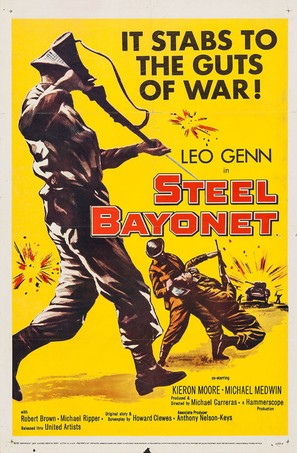 The Steel Bayonet