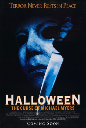 Halloween: The Curse of Michael Myers - Movie Poster (thumbnail)