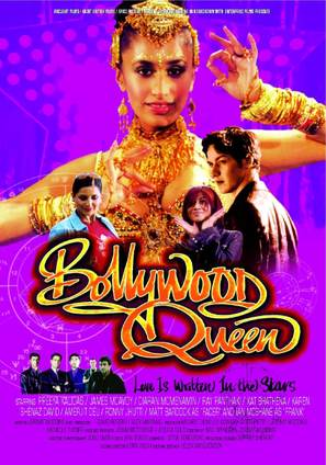 Bollywood Queen - poster (thumbnail)
