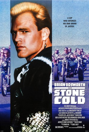Stone Cold - Movie Poster (thumbnail)