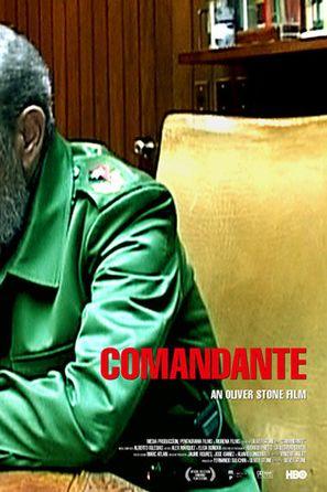 Comandante - Movie Poster (thumbnail)