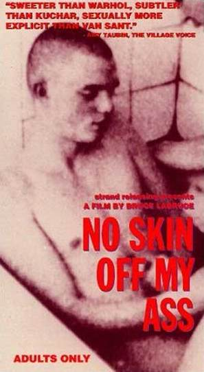 No Skin Off My Ass - Canadian Movie Poster (thumbnail)