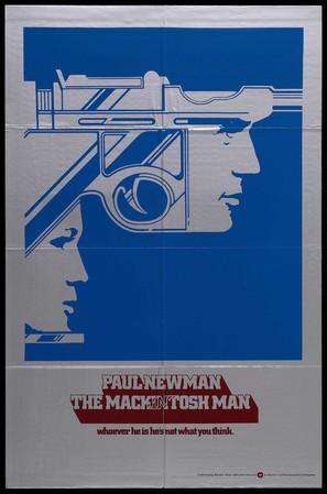 The MacKintosh Man - Movie Poster (thumbnail)