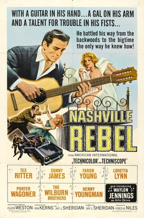 Nashville Rebel - Movie Poster (thumbnail)