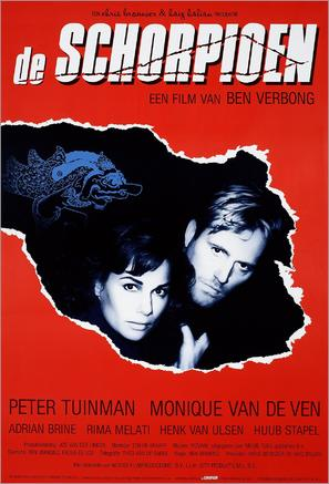 Schorpioen, De - Dutch Movie Poster (thumbnail)