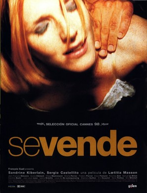 À vendre - Spanish Movie Poster (thumbnail)