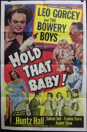 Hold That Baby! - Movie Poster (thumbnail)