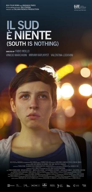 Il sud è niente - Italian Movie Poster (thumbnail)