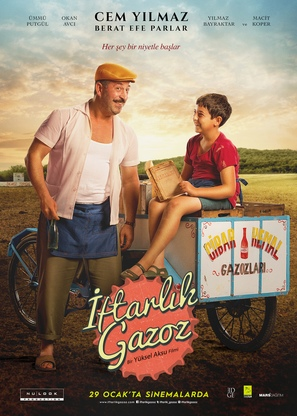 Iftarlik Gazoz - Turkish Movie Poster (thumbnail)