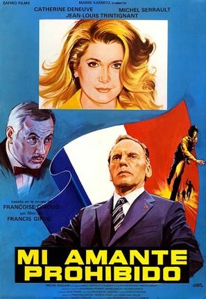 Bon plaisir, Le - Spanish Movie Poster (thumbnail)