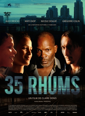 35 rhums - French Movie Poster (thumbnail)