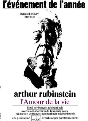 L'amour de la vie - Artur Rubinstein