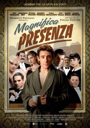 Magnifica presenza - Italian Movie Poster (thumbnail)